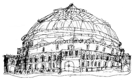 Stephen Wiltshire - Royal Albert Hall